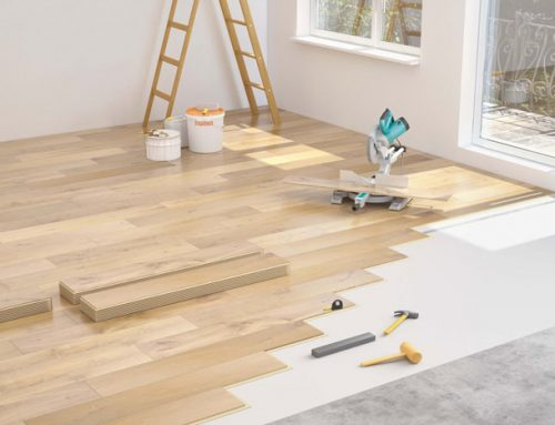 Laminate Flooring — Resilient, Convenient, Cost-Effective